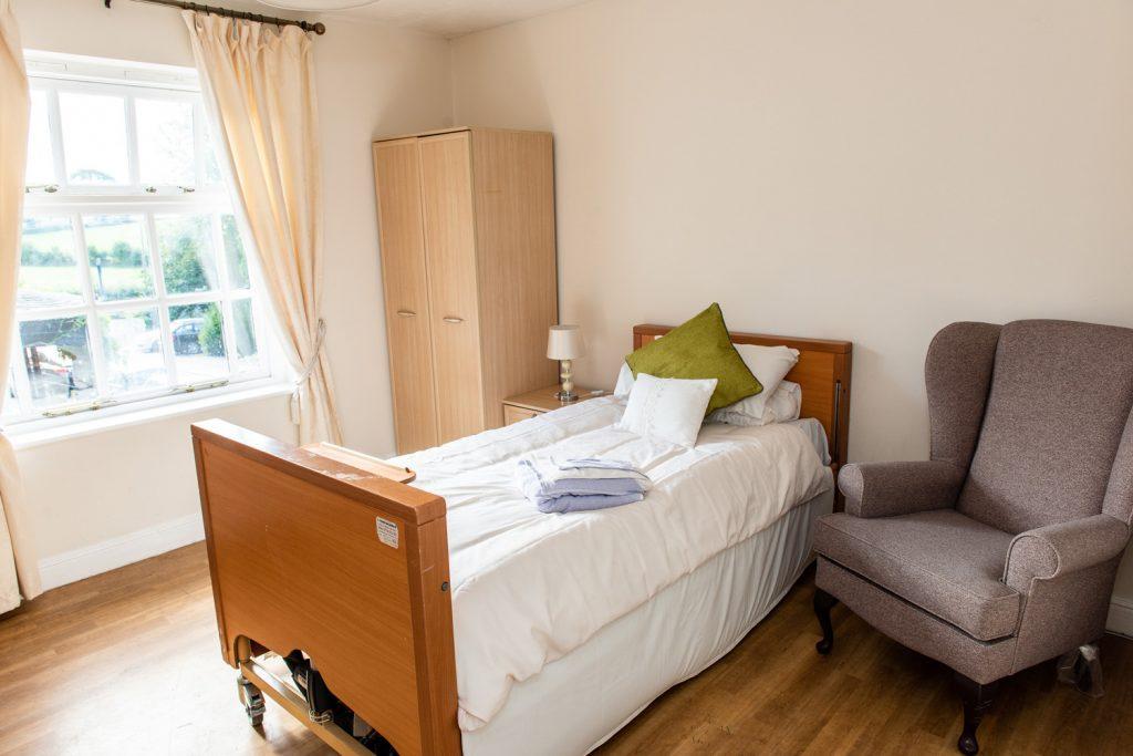 Bedroom at Bryn Yr Haul