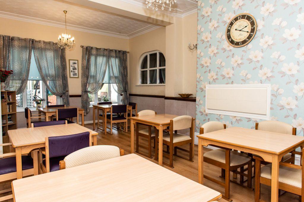 Dining Room at Barley Brook