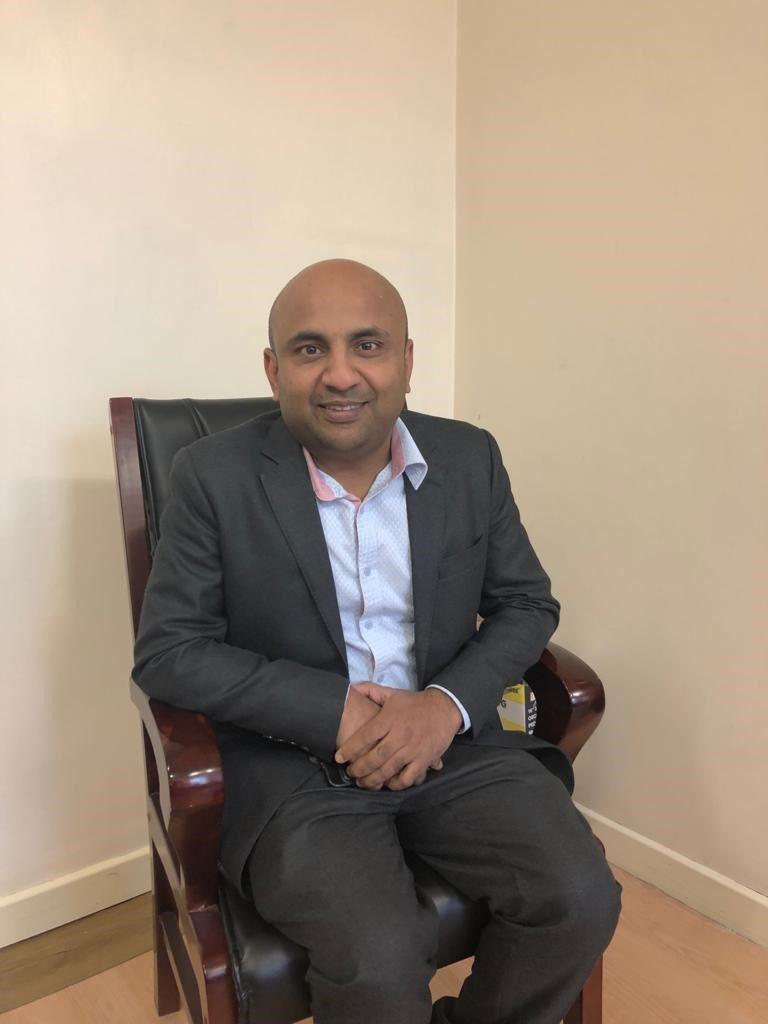 Sandeep, Rosewood Managing Director